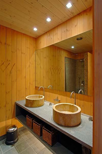 modern cabin kvitjell1 3 - Kvitjell 1: Nordic Design