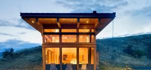 modern cabin nahahum 300x140 - Nahahum Canyon Residence