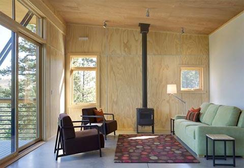 Modern Cabin Pine 3