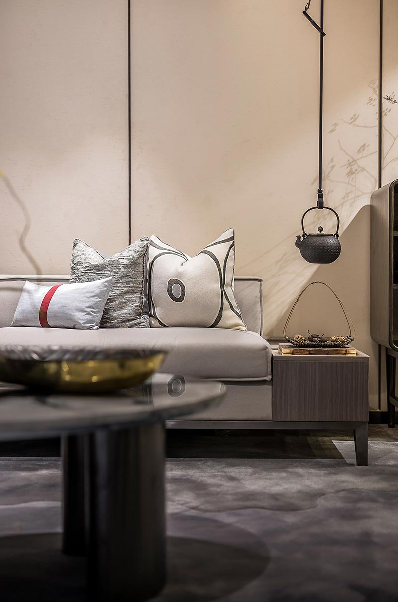 modern chinese home design decor - Jinke JiuQu River House