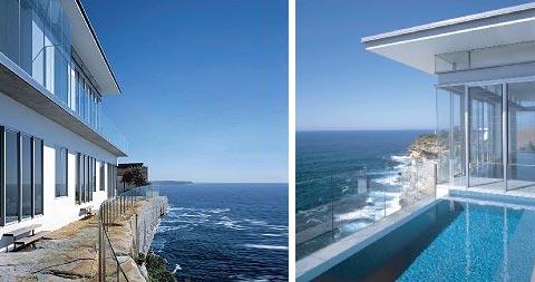 Modern Cliff House Coastal Homes