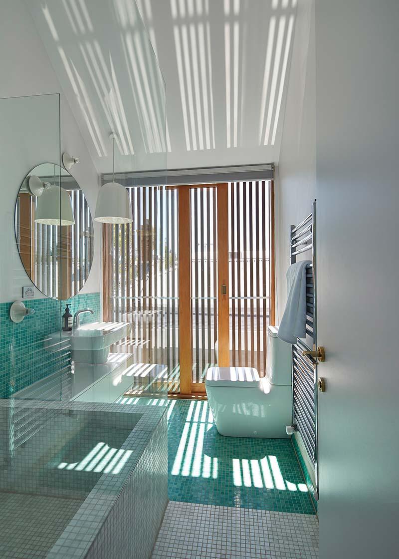 modern cottage bathroom design - Victorian Cottage Renovation