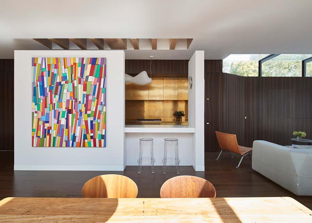 modern cottage kitchen design 1 - Victorian Cottage Renovation