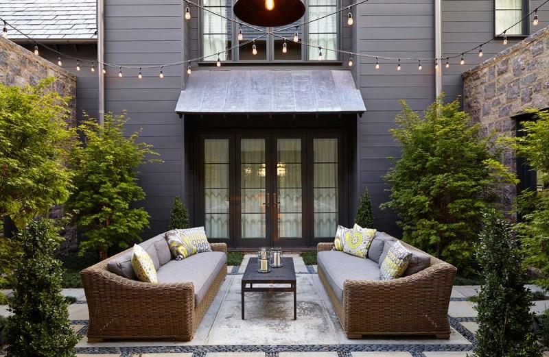 modern country house ba 800x521 - The Nashville Residence