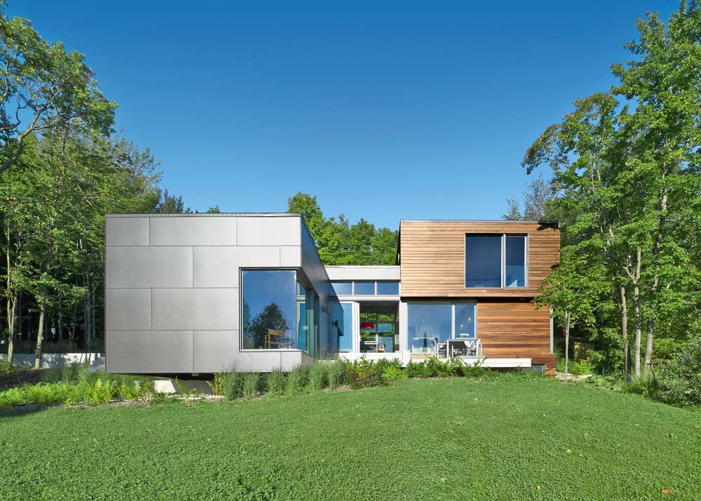 T house modern architecture for Home architectures