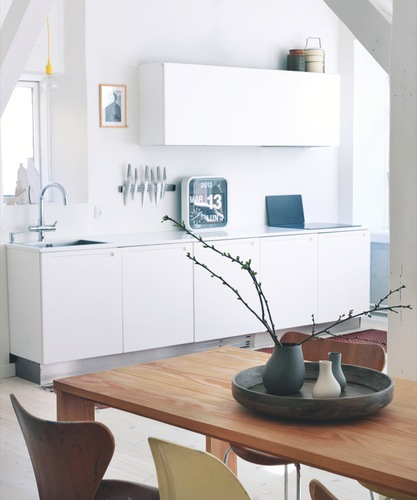 Danish Apartment A Breath Of Fresh Air Beautiful Interiors