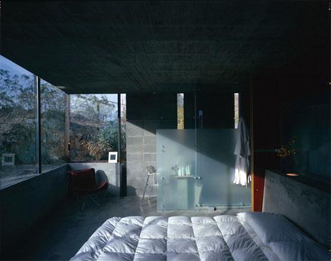 modern desert home burnette 9 - Burnette Residence: a social sculpture