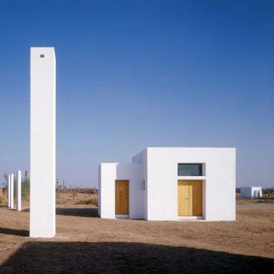 The fobe house destination marrakech modern architecture for Arquitectura minimalista casas