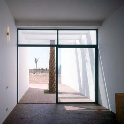 modern desert home fobe 9 - The Fobe House: Destination Marrakech