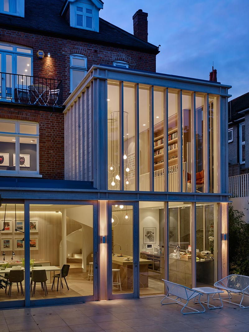 modern extension london ama 800x1067 - Beach House