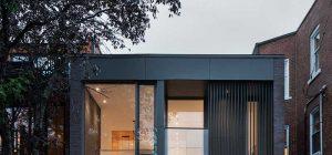 modern family home design exterior nh 300x140 - Des Érables residence