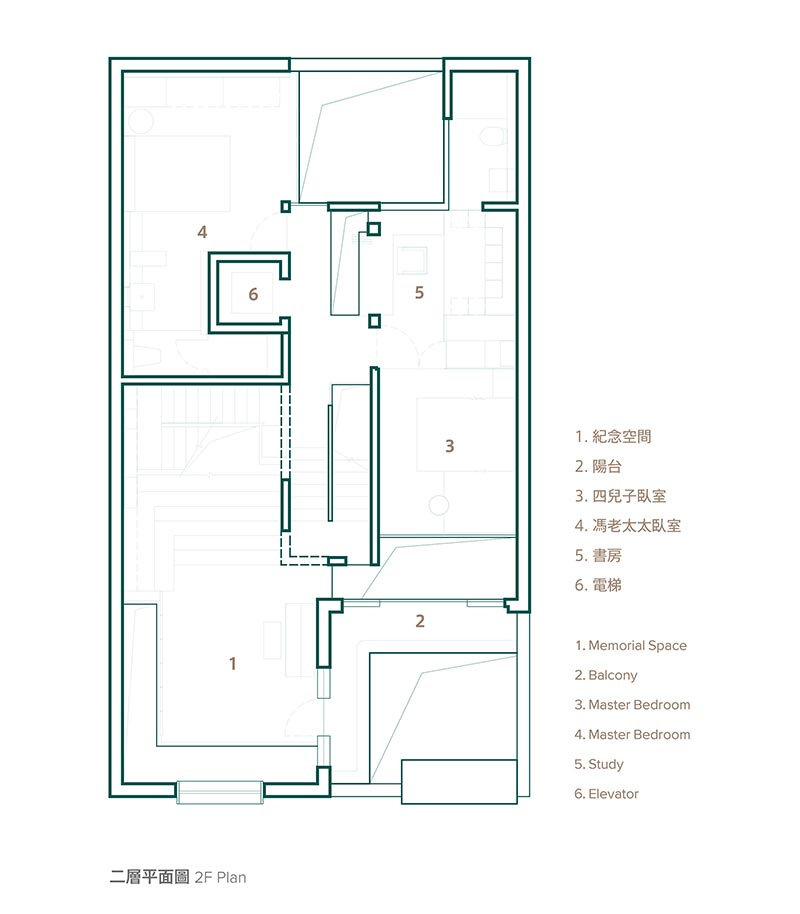 modern family home design plan2 - A Home Without Boundaries