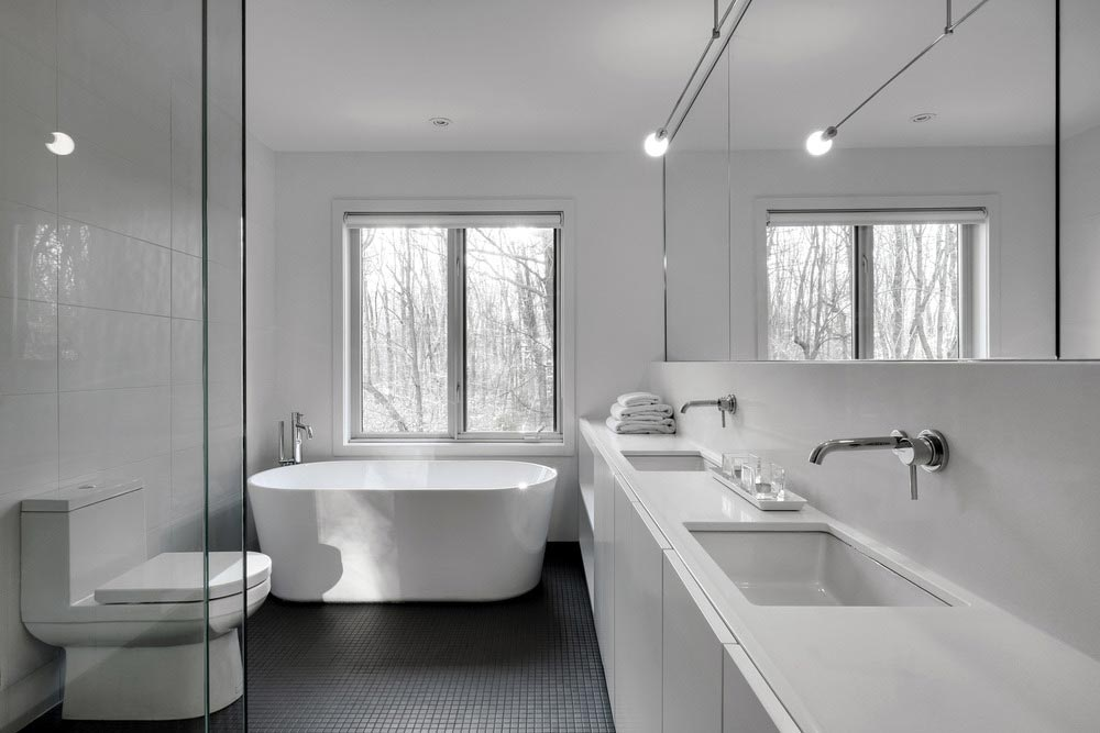 modern family home nordik9 - Ile Blanche Residence