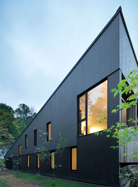 La Sentinelle Modern Guardian Modern Architecture