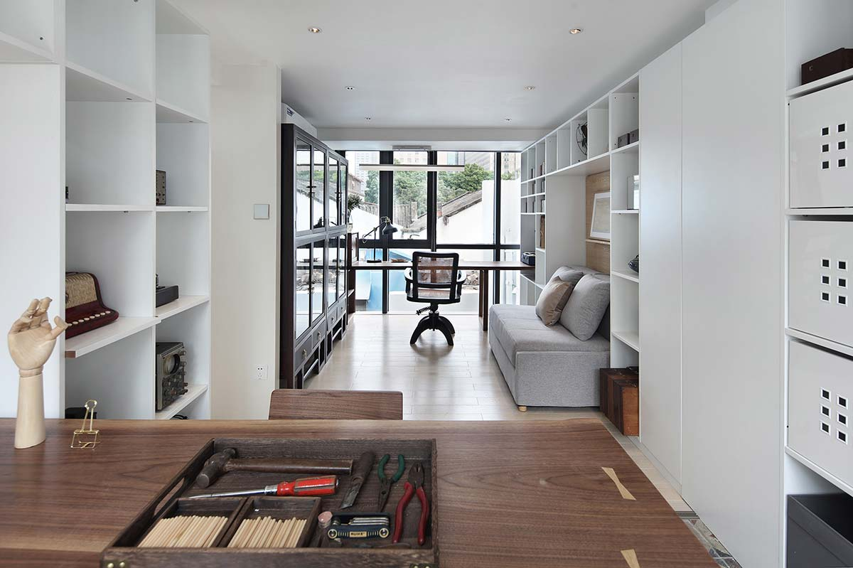 modern family home study design 2 - A Home Without Boundaries