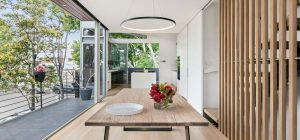 modern family home terrace 300x140 - Port Melbourne Residence