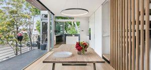 modern family home terrace 300x140 - Port Melbourne Residence
