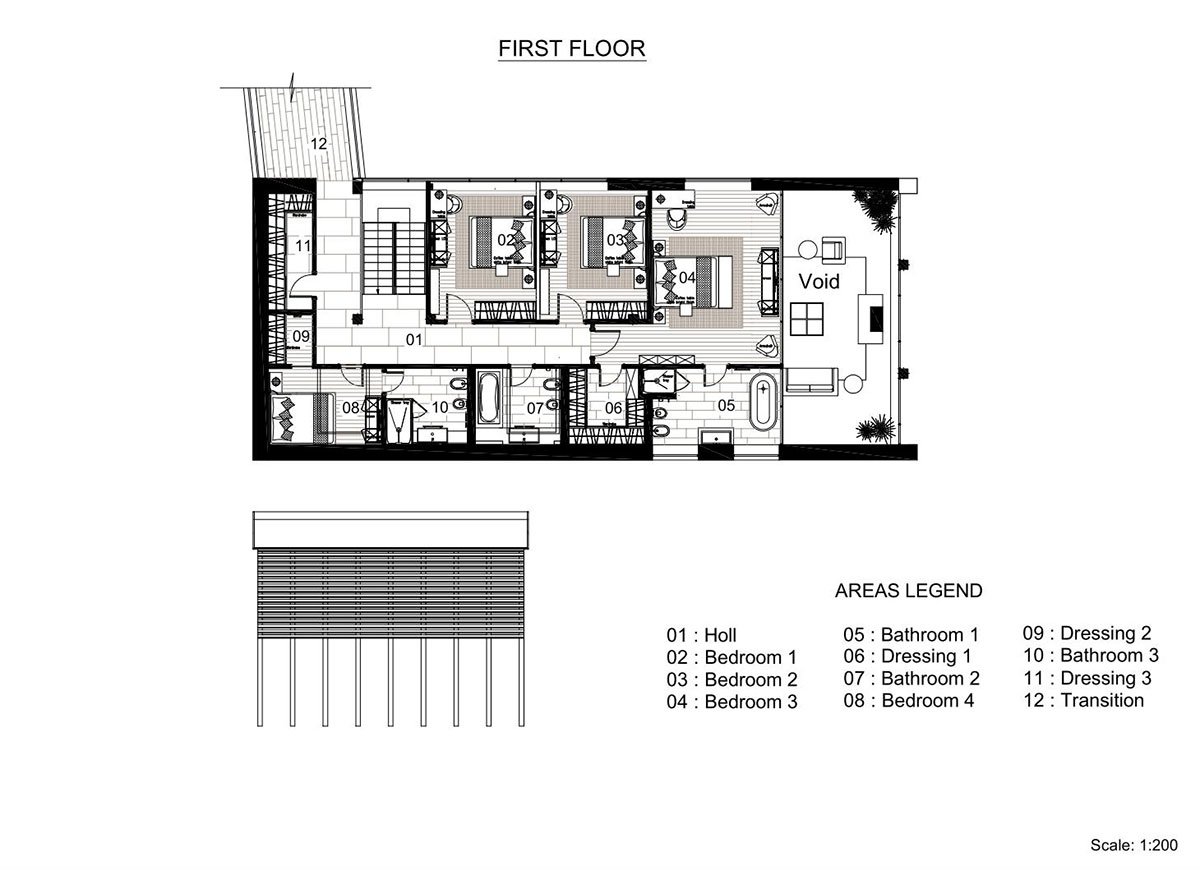 Contemporary farm house barn houses for Modern barn house floor plans