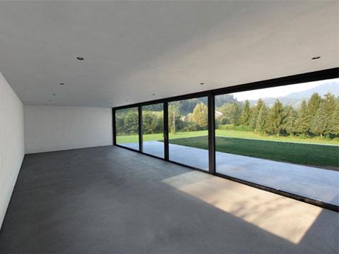 modern farm house suha 4 - House Suha: Urbanism in the Middle of a Farm