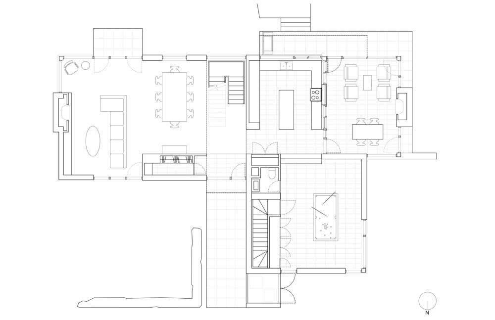 modern farmhouse design plan sa - Hemmingford House