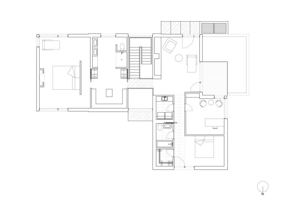 modern farmhouse design plan sa2 - Hemmingford House