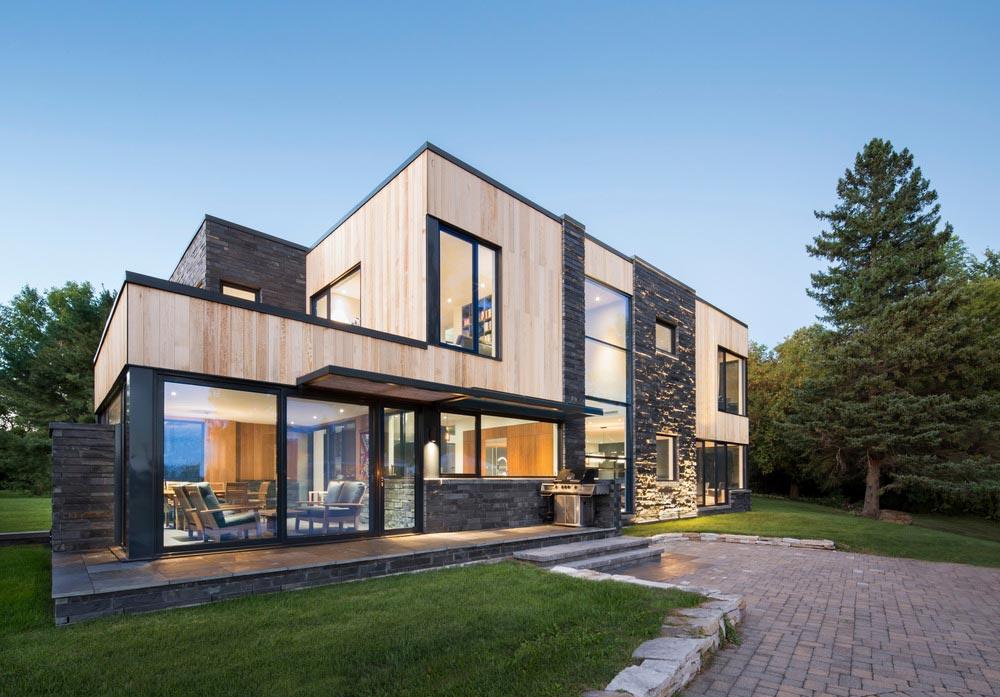 modern farmhouse design sa8 - Hemmingford House