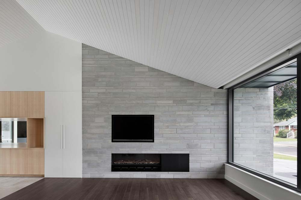 modern fireplace design 1000x667 - Prairie House