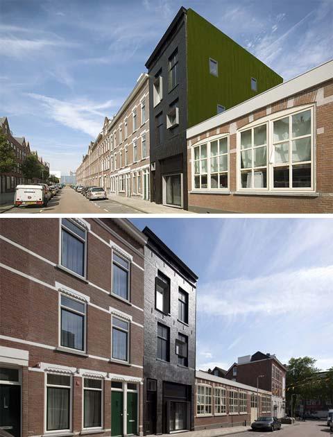 modern home blackpearl 6 - The Black pearl Rotterdam