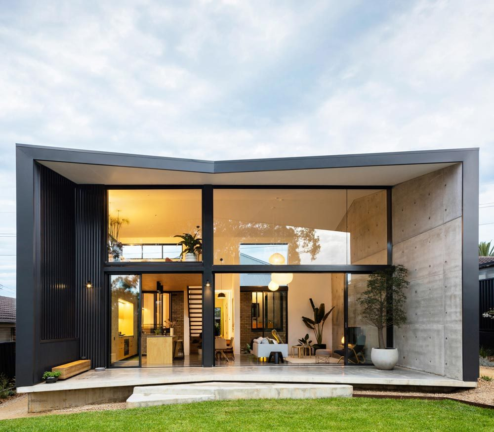 modern home extension design cp 1000x874 - Binary House