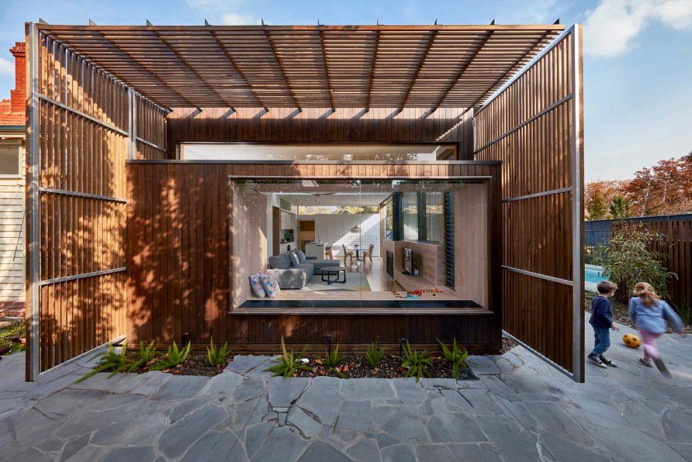 modern home extension screen 1000x668 - Screen House