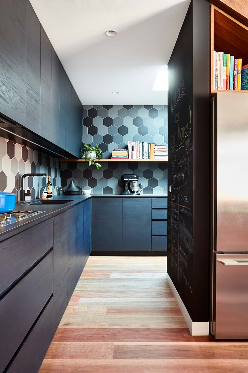 Workers Cottage Transformed Into A Modern Melbourne Family Home