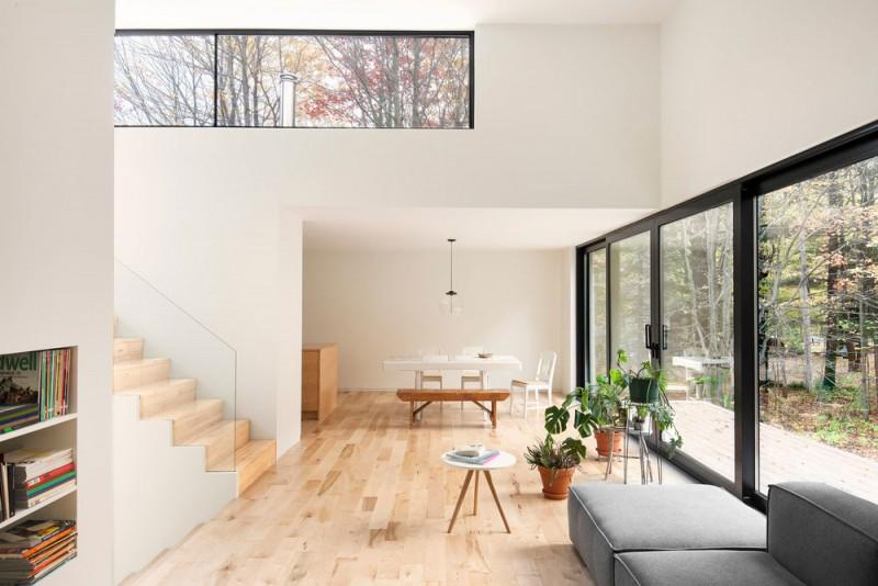 modern home ls architecture 800x534 - Maison Terrebonne