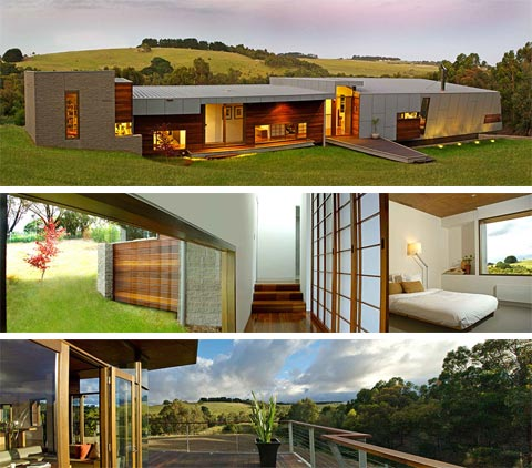 Beautiful Rural Home Design Gallery - Decorating Design Ideas ...