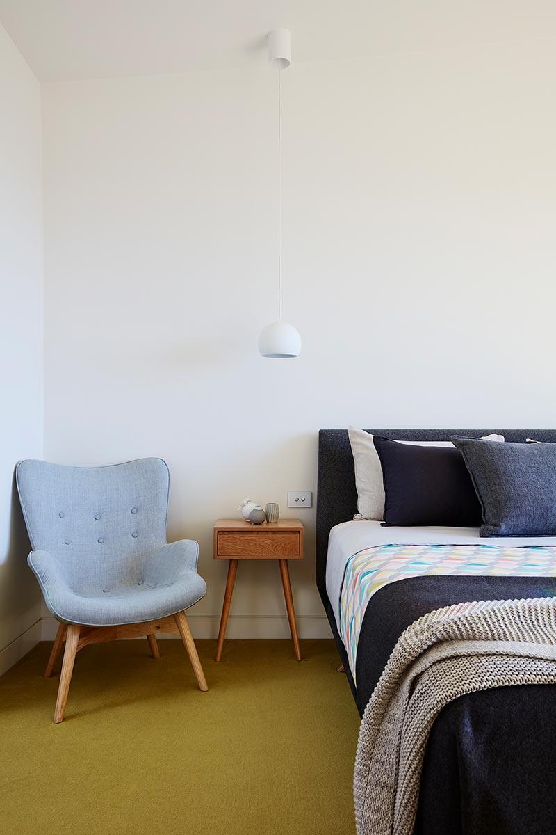 modern house design bedroom sb - Treetops House
