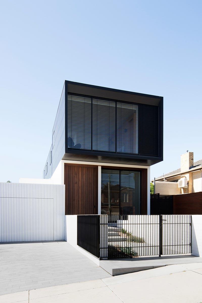 modern house design exterior mo - Bulleen House