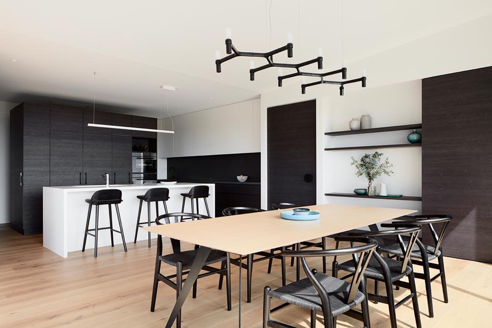 modern house design kitchen sb - Treetops House