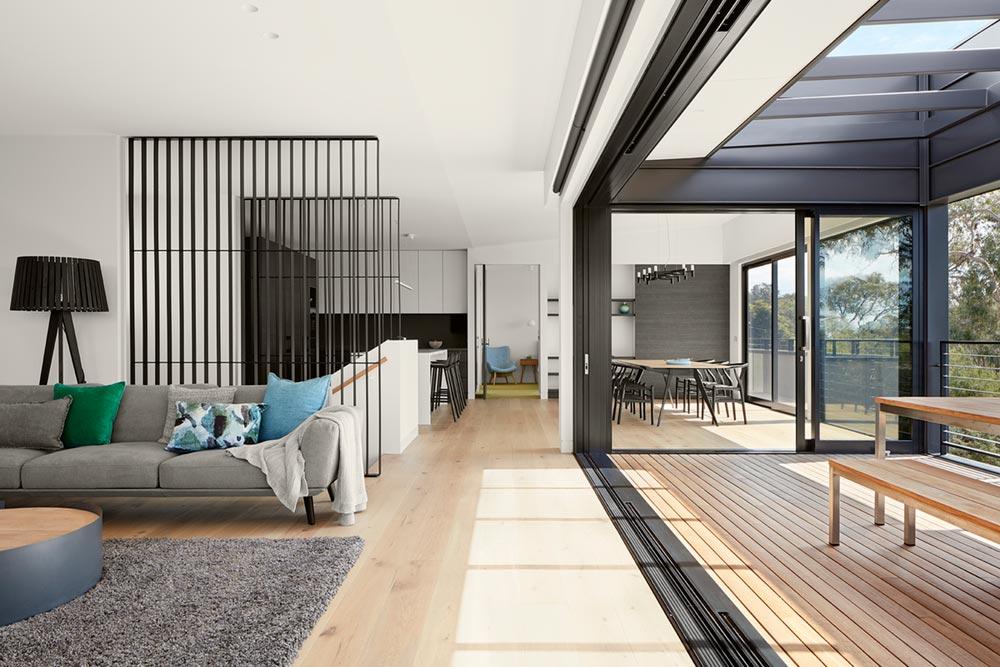 modern house design space sb - Treetops House