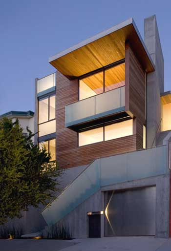 Diamond House A Roof With A View Modern Architecture