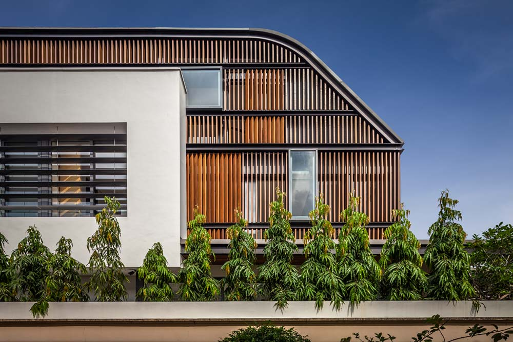 The Far Sight House Modern Architecture