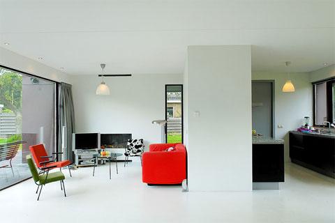 House hanendick traditionally modern modern architecture for Zeb pilot house floor plan