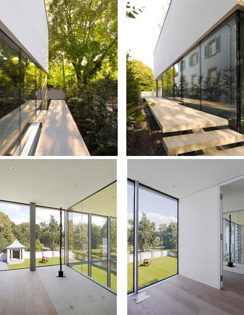 modern house light r5 - House R: a world of light