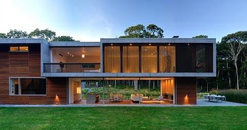Prefab pryor house prefab homes Maison de luxe moderne