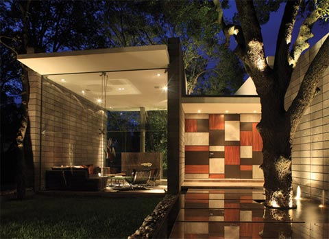 Torres house a forest retreat in mexico modern architecture for Modern forest house design