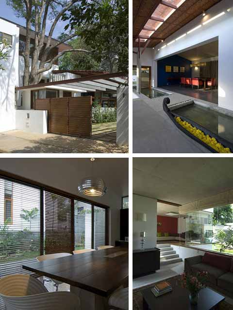 Vastu House: Tropical Modernism | Busyboo Design Blog