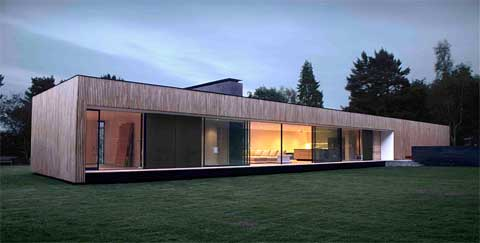 Watson House New Forest Home Modern Architecture