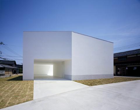 Modern-house in Japan