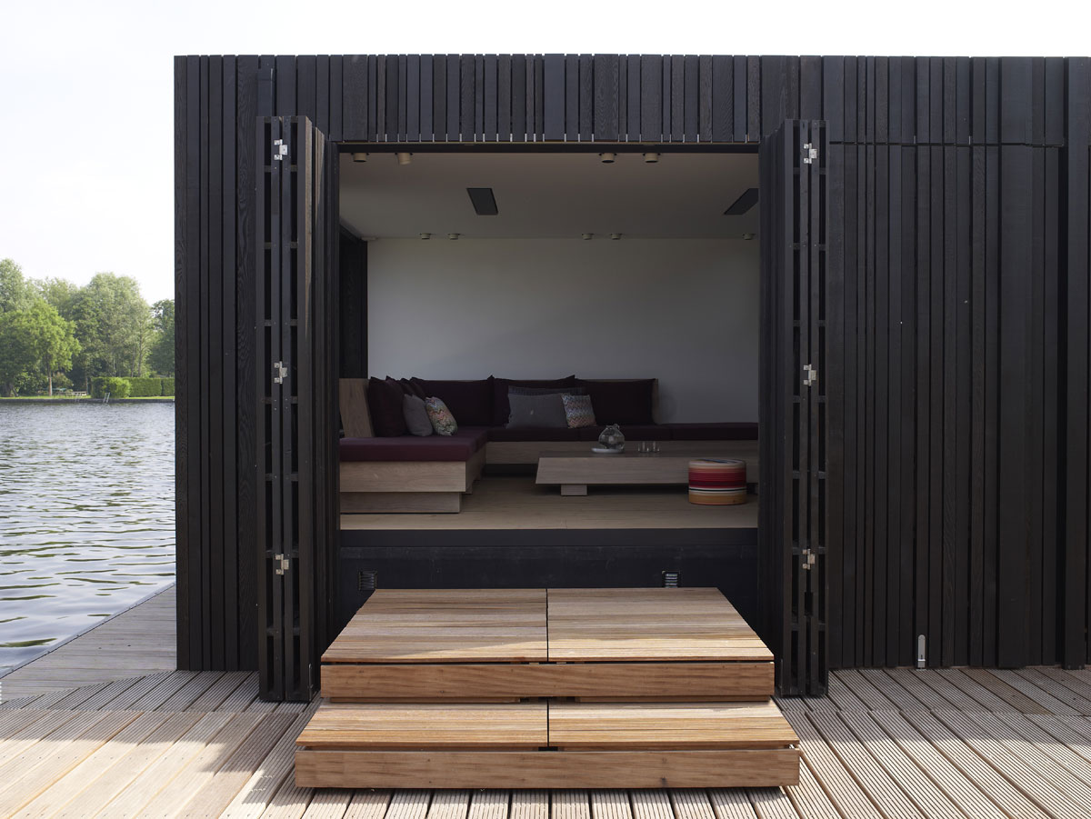 Floating Home - Beautiful Interiors