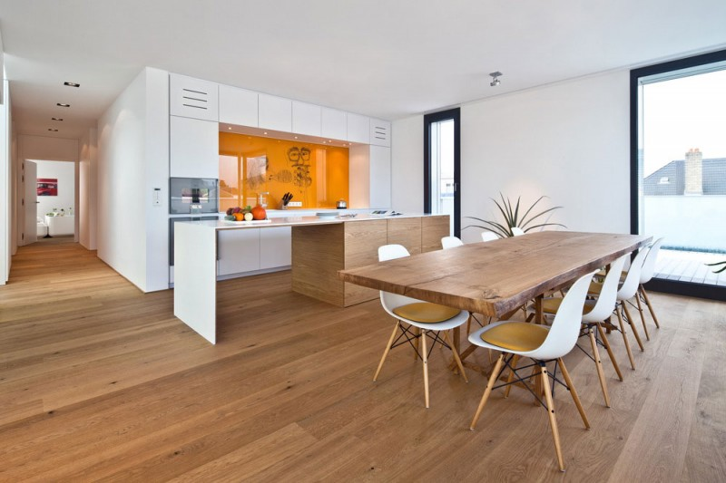 Housing building with 7 units: Lucky Seven - Beautiful Interiors