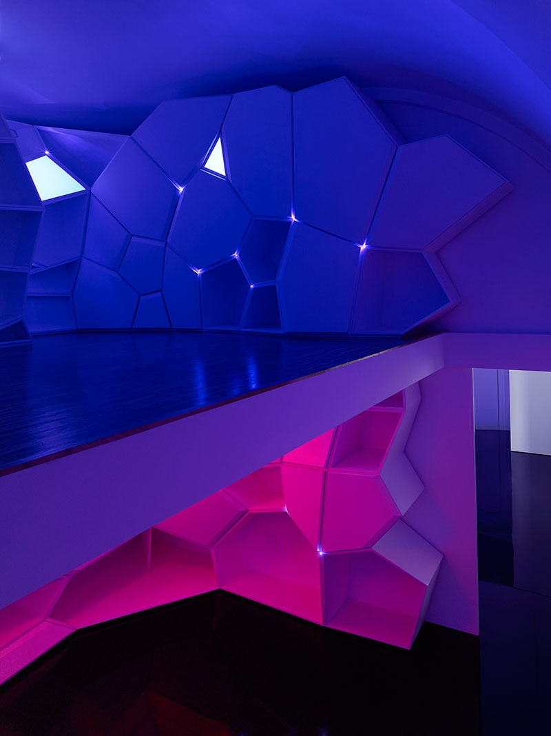 amazing futuristic architecture and modular furniture series