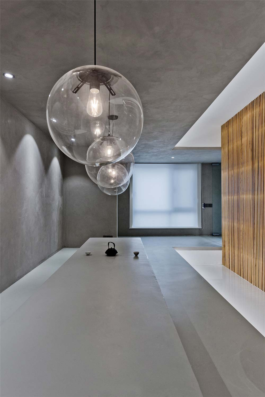 modern interiors tea room as - Haitang Villa
